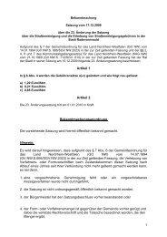 Download der öffentlichen Bekanntmachung (PDF-Datei/Adobe ...