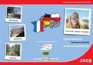 Fotowettbewerb Concours photos Konkurs fotograficzny