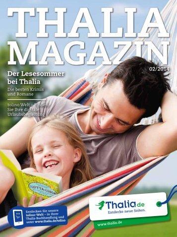Thalia Magazin 02/14