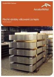 Ploché výrobky válcované za tepla - ArcelorMittal
