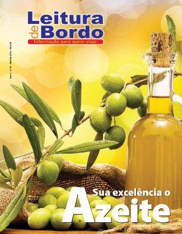 Revista Leitura de Bordo - Edição de Abril de 2014