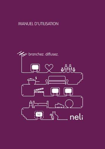 manuel d'utilisation