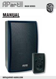 MANUAL - APart-Audio