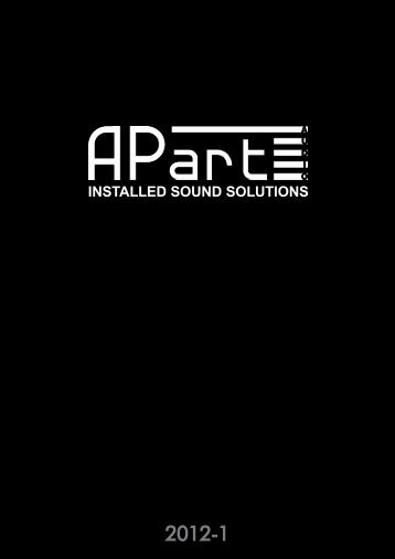 INSTALLED SOUND SOLUTIONS