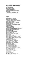 Poesie di Roberto Pazzi - Radio Rai