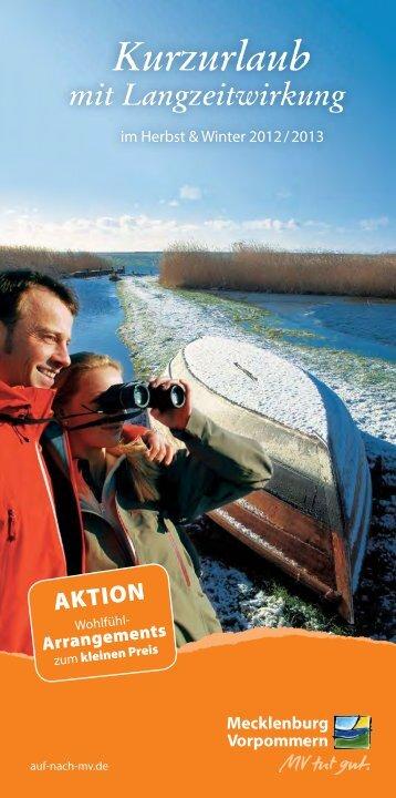 Insel Usedom - Tourismusverband Mecklenburg - Vorpommern