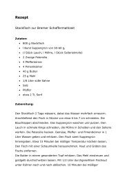 Rezept: Stockfisch [PDF, 24 Kb] - Radio Bremen