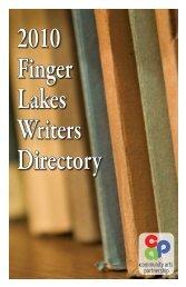 Finger Lakes Writers - Community Arts Partnership