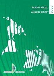 RapoRt anual annual REpoRt - Radiocom