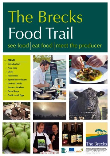 The Brecks Food Trail - thedms
