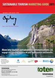 SUSTAINABLE TOURISM MARKETING GUIDE2011 - thedms