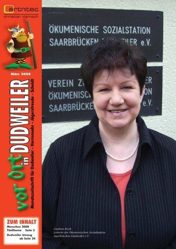 März 2008 Gudrun Koch Leiterin der Ökumenischen ... - artntec