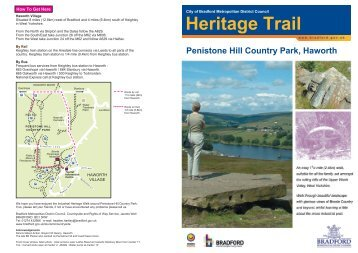Penistone Hill Heritage Trail - thedms