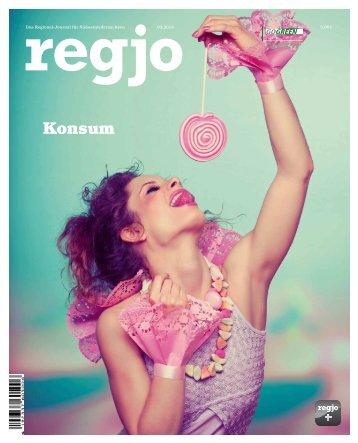 regjo Südostniedersachsen - Heft 3 - 2014 - Konsum teaser