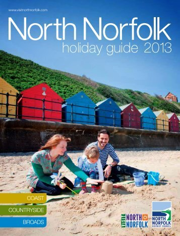 North Norfolk Holiday Guide 2013 - thedms