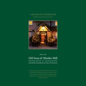 Christmas Brochure - Thedms.co.uk