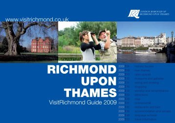 RICHMOND UPON THAMES - thedms