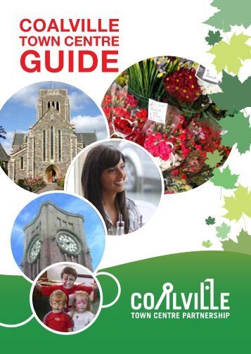 Coalville Town Centre Guide 2011 - North West Leicestershire ...