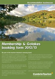 Membership & Golakes booking form 2012/13 - Thedms.co.uk