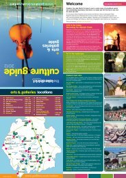 Culture Guide 2012 - Thedms.co.uk