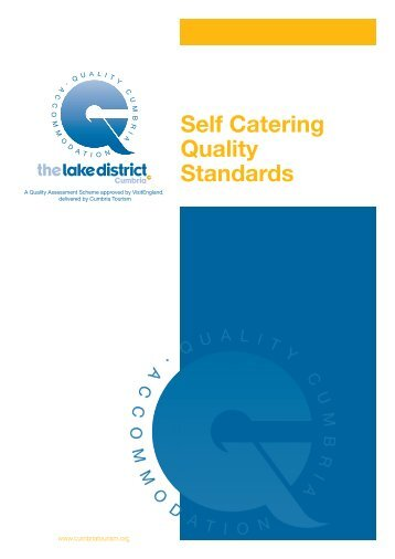 Self Catering Quality Standards - Thedms.co.uk