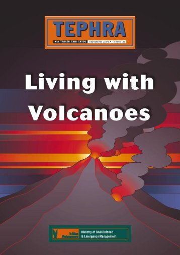 Volcanoes - Ministry of Civil Defence and Emergency Management