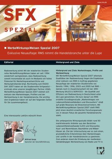 Handel (PDF 222 KB) - Radio-Kombi