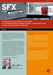 PKW und Crossmedia - Radio-Kombi