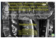 Download PowerPoint-Präsentation - Institut für Radiologie ...