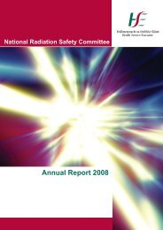 NRSC Annual Report 2008 - Faculty of Radiologists