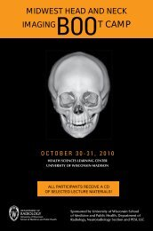 brochure or more information - Department of Radiology - University ...