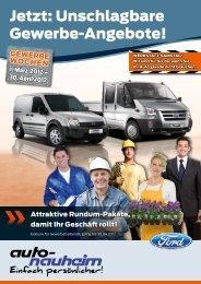 Angebote zzgl. 19 % Mehrwertsteuer. WERKSTATT ... - Auto Nauheim