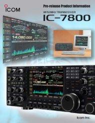 IC-7800