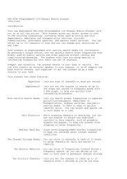 PRO-2046 Programmable 100-Channel Mobile Scanner (200-0149 ...