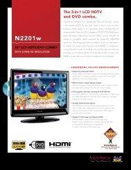 N2201w - Radio Shack