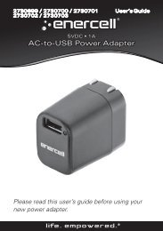 AC-to-USB Power Adapter - Radio Shack