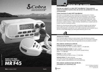 MR F45 - Radio Shack
