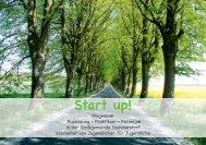 Start up! - ASB RV Warnow-Trebetal eV