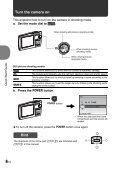Olympus Stylus 840 8.0MP Digital Camera - Radio Shack - Page 6
