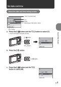 Olympus Stylus 840 8.0MP Digital Camera - Radio Shack - Page 7