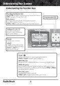 Digital Trunking – Desktop/Mobile Radio Scanner - Radio Shack - Page 6