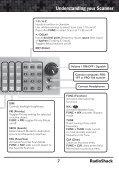 Digital Trunking – Desktop/Mobile Radio Scanner - Radio Shack - Page 7