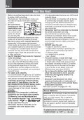GR-D850U GR-D870U - Radio Shack - Page 4