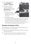 Radio de Emergencia AM/FM - Radio Shack - Page 4