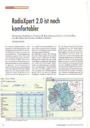absatzwirtschaft 6/2007 - radioxpert