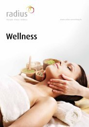 radius Wellness - Brochüre (als .pdf zum Download)