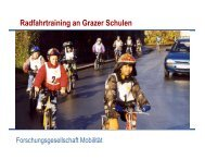 Download: Radfahrtraining an Grazer Schulen - Radland - Steiermark