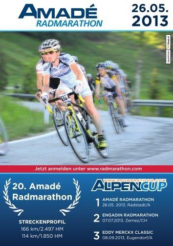 20. Amadé Radmarathon