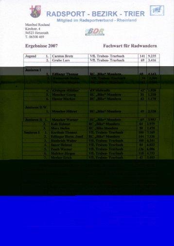 RWF - Bericht - RSC Obermosel - Wincheringen