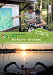 Eine Radtour richtig planen - Radtouren.net